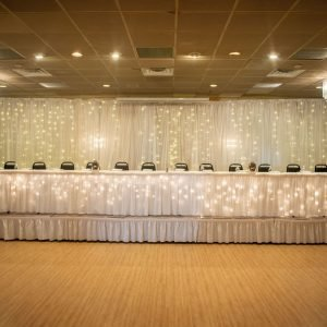Ballroom Head Table